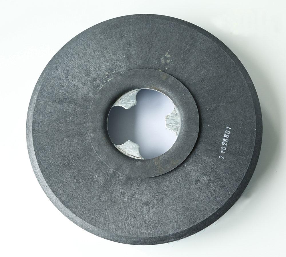 Schrubbürste (extra weich) Ø 350 mm