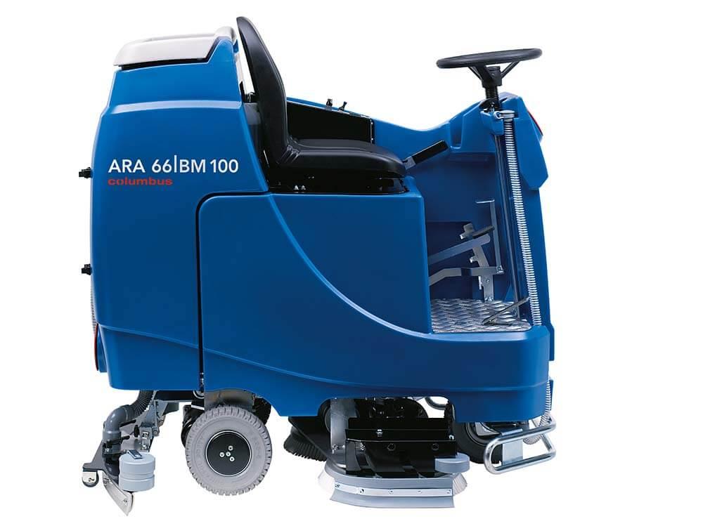 Columbus Reinigungsautomat ARA 66 | BM 100