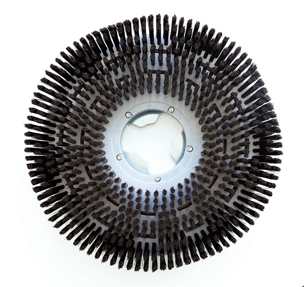 Schrubbürste  weich   D430
