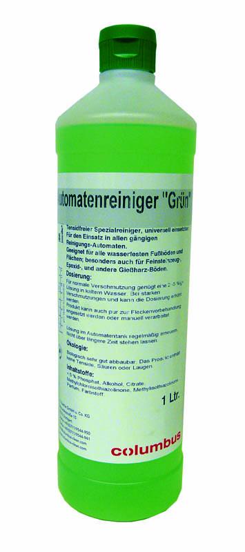 Automatenreiniger grün (6x1 Liter)