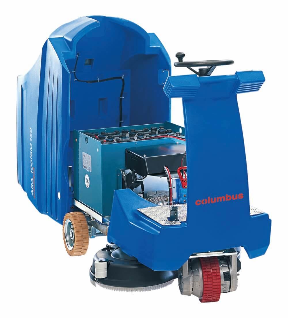 Columbus Reinigungsautomat ARA 100 | BM 150