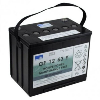 Batterie 12V / 63 Ah 5, Gel