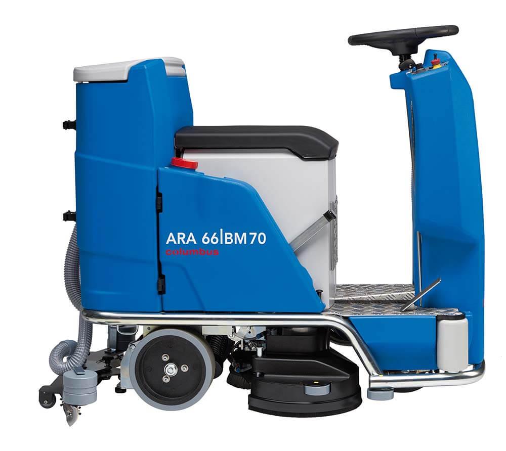 Columbus Reinigungsautomat ARA 66 | BM 70