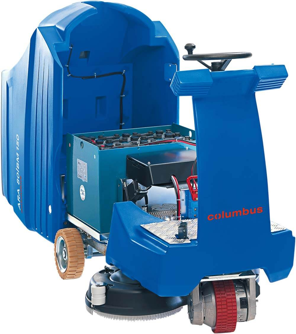 Columbus Reinigungsautomat ARA  80 | BM 150
