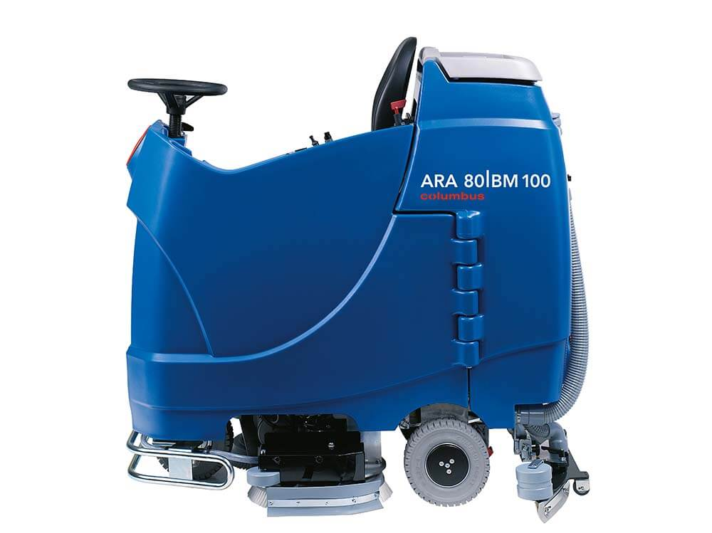 Columbus Reinigungsautomat ARA 80 | BM 100